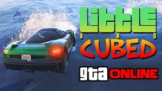 getlinkyoutube.com-Little And Cubed - The Majestic Stretch (GTA Online)
