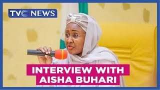 Interview with Aisha Buhari, wife of the Presidential candidate of the All Progressives Congress