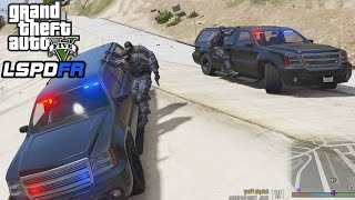 getlinkyoutube.com-GTA 5 - LSPDFR PLAY AS A COP - SWAT Patrol 12 - Episode #65: Gang Riot/Convoy