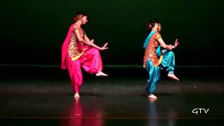 getlinkyoutube.com-Manpreet & Naina @ Warrior Bhangra 2011