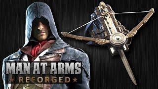 getlinkyoutube.com-Arno Dorian's Phantom Blade (Assassin's Creed Unity) - MAN AT ARMS: REFORGED