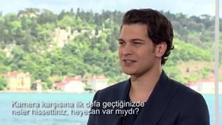 getlinkyoutube.com-Çağatay Ulusoy - Astana TV Röportajı 2015 Part 1 (Subtitles - مترجم )