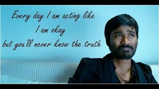 Heart Breaking HD LOVE MUSIC BGM FROM 3 MOVIE Edited By Vishnu Siddhu || SS