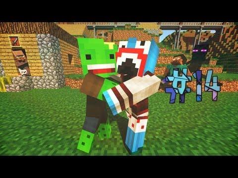 Minecraft : Hunger Games (Açlık Oyunları) #14