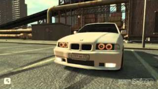 getlinkyoutube.com-GTA 4 Drift School - part 1