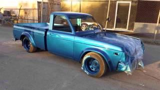 1974 ford courier new paint job mazda b1800 mazda repu