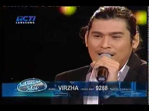 VIRZHA Gaya Gotic ~  Hey, Soul Sister (TRAIN) -- SPEKTA SHOW 9 Indonesian Idol 2014