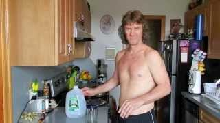 getlinkyoutube.com-12 Days & 13 Nights with no FOOD, only DISTILLED WATER for Coach Mike