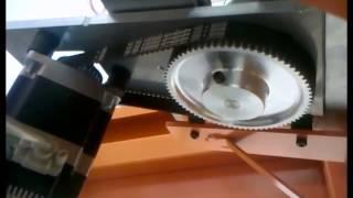 Aplicacao Motor de Passo Integrado DMX34