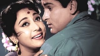 getlinkyoutube.com-Mujhe Kitna Pyaar Hai, Lata Mangeshkar, Mohammed Rafi, Dil Tera Deewana, Romantic Song in Colour