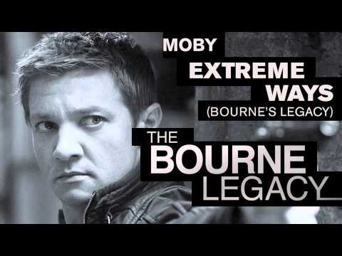 Bourne Legacy theme music: Extreme Ways (Bourne's Legacy) by