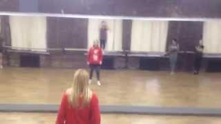 getlinkyoutube.com-Dasha Maltseva | Tinashe - Secret Weapon choreography