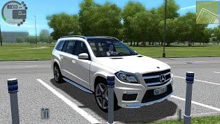 Mercedes GL63 AMG City Car Driving 1.5 (Logitech G27)