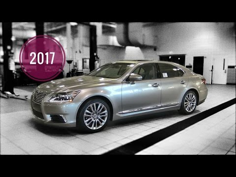 2017 Lexus LS460 In Depth Luxury Car Review & Tutorial Interior & Exterior Expensive Lexus