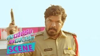 Posani Krishna Murali Warns Goons Supreet And Abhimanyu - Eedo Rakam Aado Rakam Movie Scenes