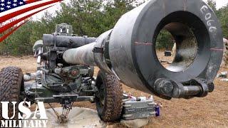getlinkyoutube.com-デジタル化された最新バージョンの105mm榴弾砲・M119A3 - Digitized latest Version 105mm Howitzer M119A3