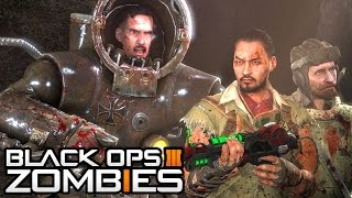getlinkyoutube.com-Black Ops 3 Zombies - Mech Suit and FLAMETHROWER Wonder Weapon! (Black Ops 3 Zombies Gameplay)