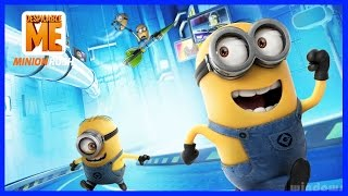 getlinkyoutube.com-Despicable me 2 - Minion Rush Playthrough - Minion Rush Full Movie Game - Part 1
