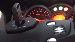 getlinkyoutube.com-Suzuki Hayabusa ก็อบปี้กุญแจฝังชิพ Immobilizer