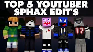 getlinkyoutube.com-TOP 5 PVP SPHAX YOUTUBER TEXTURE PACK EDIT'S! [1.8] & DOWNLOAD LINK!