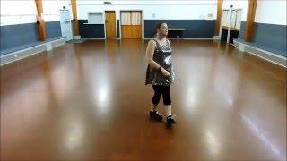 getlinkyoutube.com-Stop Staring at My Eyes line dance - Raymond Sarlemijn & Niels Poulsen