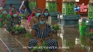 ஏழாலை -  களபாவோடை வசந்தநாகபூசணி அம்பாள் திருக்கோவில் பால் அபிசேக பூசை 03.01.2021