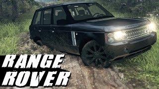 getlinkyoutube.com-Spin Tires - Range Rover na Lama