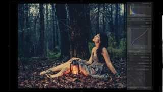 getlinkyoutube.com-Lightroom Tutorial: Using Tone Curves to Create a Fairy Tale