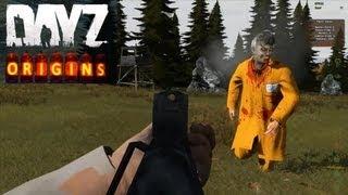 getlinkyoutube.com-DayZ Origins - Killing Patient Zero