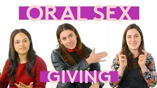 getlinkyoutube.com-Women's Thoughts While Giving Oral Sex