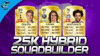 getlinkyoutube.com-FIFA 16 OVERPOWERED 25K HYBRID SQUAD BUILDER! W/ CAVANI, ERIKSEN & BRAITHWAITE!