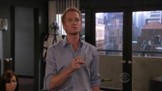 HIMYM-Barney Stinson Bimbo Speech.