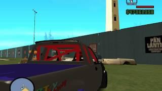 getlinkyoutube.com-เทส กระบะ ซิ่ง GTA SAN