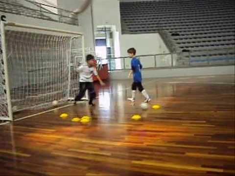 Santos Futsal 2012 sub 9 e 11