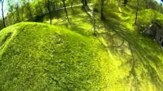 FUN dronas Górnolotne powitanie wiosny