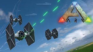 getlinkyoutube.com-ARK Survival Evolved [WTF มันไม่ใช่ ARK อีกต่อไป] - กองทัพยานอวกาศบุกโลก