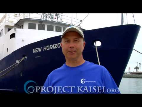 Project Kaisei - George Orbelian - SEAPLEX - Garbage Patch - Scripps Oceanography