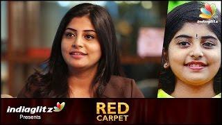getlinkyoutube.com-Manjima Mohan on Hot and Kissing Scenes in Acham Enbathu Madamaiyada | Red Carpet Interview