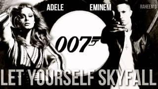 getlinkyoutube.com-Adele Vs Eminem - Let Yourself Skyfall (Mashup)