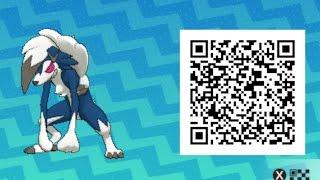 getlinkyoutube.com-Pokemon Sun & Moon ALL QR CODE (Including SHINY): Alola Pokedex