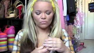 getlinkyoutube.com-Beauty Haul 7 - Random Hair + Makeup Purchases