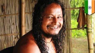 Magsasaka sa India 40 taon nang hubot hubad dahil sa isang rare skin condition - TomoNews