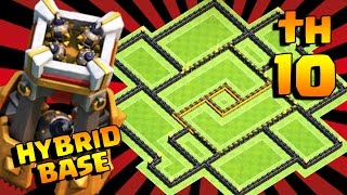 getlinkyoutube.com-LAYOUT CV10 HÍBRIDO [VERSÃO ORIGINAL] PROTEÇÃO DO ELIXIR NEGRO - BEST TH10 HYBRID BASE 2017