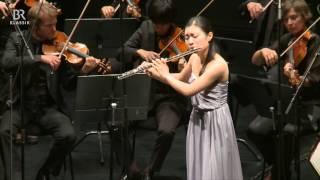 Mayuko Akimoto - C.P.E. Bach: Flute Concerto in G Major, Wq. 169