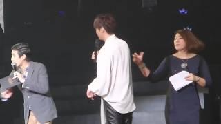 getlinkyoutube.com-141227 Lee Min Ho in BKK : เก้าอี้ดนตรี