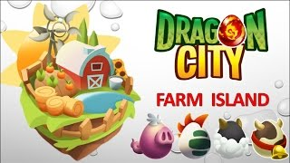 getlinkyoutube.com-Dragon City - Farm Island [Full Unlock 2015]