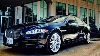 getlinkyoutube.com-2014 Jaguar XJL 3.0L V6 S/C AWD Portfolio - Review