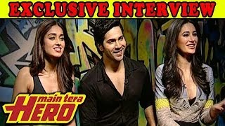 getlinkyoutube.com-Main Tera Hero | Varun Dhawan, Ileana D'Cruz & Nargis Fakhr EXCLUSIVE INTERVIEW