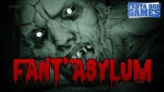 getlinkyoutube.com-Fant'Asylum - Fanta PLEURE dans Outlast !!!