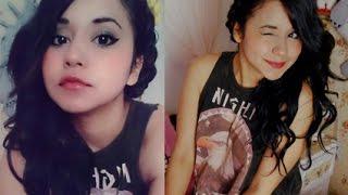 maquillaje + peinado super facil ♥ miku